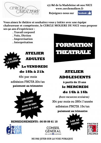 2flyer cours
